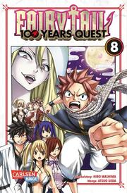 Fairy Tail - 100 Years Quest 8