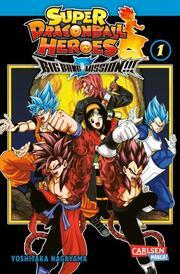 Super Dragon Ball Heroes Big Bang Mission!!! 1