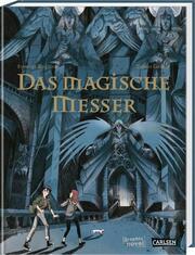 Das magische Messer - Die Graphic Novel zu His Dark Materials 2