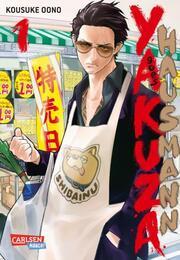 Yakuza goes Hausmann 1 - Cover