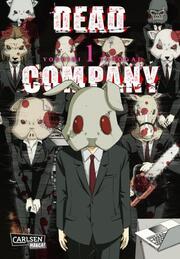 Dead Company 1 - Cover