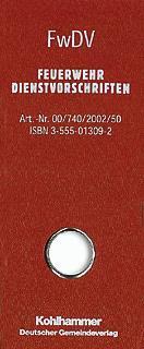 FwDV-Sammelbox/Feuerwehr Dienstvorschriften