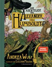Die Abenteuer des Alexander von Humboldt - Cover