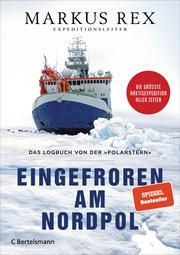 Eingefroren am Nordpol - Cover