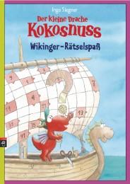 Der kleine Drache Kokosnuss - Wikinger-Rätselspaß