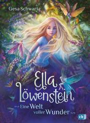 Ella Löwenstein - Eine Welt voller Wunder - Cover