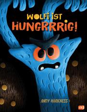 Wolfi ist hungrrrig!