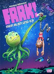 FRRK! - Mein Alien und ich - Cover