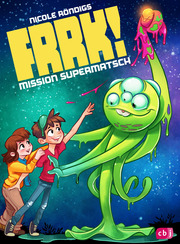FRRK! - Mission Supermatsch - Cover