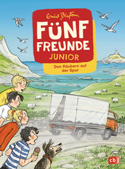 Fünf Freunde JUNIOR - Den Räubern auf der Spur