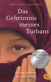 Das Geheimnis meines Turbans - Cover