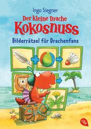 Der kleine Drache Kokosnuss - Bilderrätsel für Drachenfans
