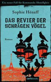 Das Revier der schrägen Vögel - Cover
