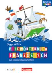 Unser erstes Bildwörterbuch Französisch