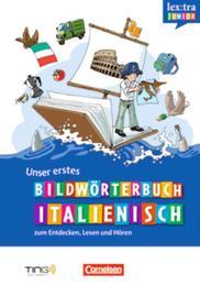 Unser erstes Bildwörterbuch Italienisch