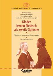 Kinder lernen Deutsch als zweite Sprache