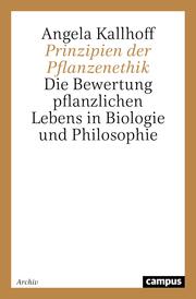 Prinzipien der Pflanzenethik