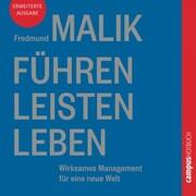 Führen Leisten Leben - Cover