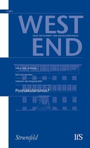 WestEnd 2011/2: Postsäkularismus