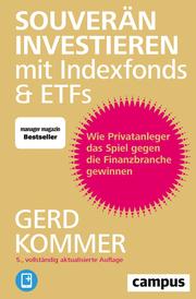 Souverän investieren mit Indexfonds und ETFs - Cover