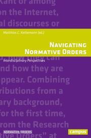 Navigating Normative Orders