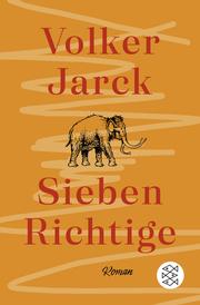 Sieben Richtige - Cover