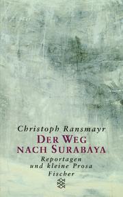 Der Weg nach Surabaya
