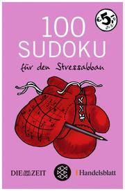 100 Sudoku für den Stressabbau