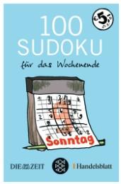 100 Sudoku für das Wochenende
