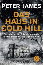 Das Haus in Cold Hill - Cover
