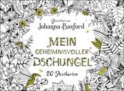 Postkartenbuch 'Mein geheimnisvoller Dschungel'