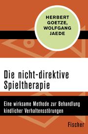 Die nicht-direktive Spieltherapie - Cover