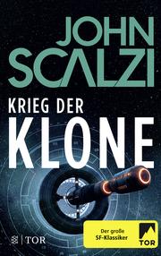 Krieg der Klone - Cover
