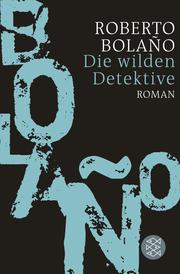 Die wilden Detektive - Cover