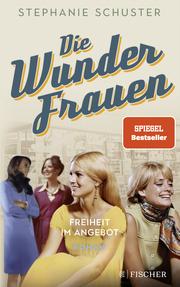 Die Wunderfrauen - Freiheit im Angebot - Cover