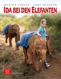 Ida bei den Elefanten