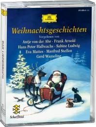 Weihnachtsgeschichten - Cover