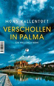 Verschollen in Palma - Cover