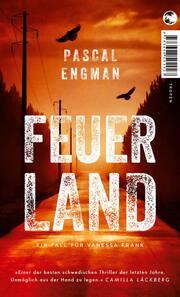 Feuerland - Cover