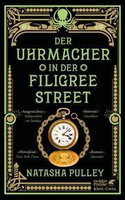 Der Uhrmacher in der Filigree Street - Cover
