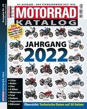 Motorrad-Katalog 2022
