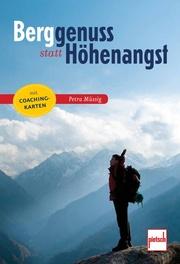 Berggenuss statt Höhenangst - Cover