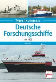 Deutsche Forschungsschiffe