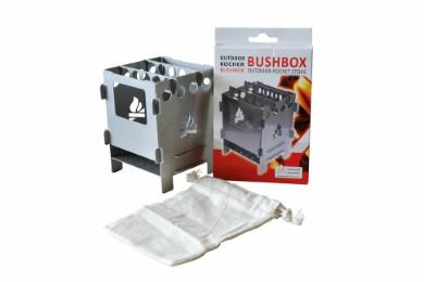 BushBox Hobo-Kocher