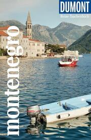 DuMont Reise-Taschenbuch Montenegro