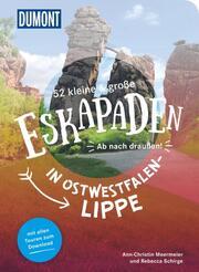 52 kleine & große Eskapaden in Ostwestfalen-Lippe - Cover
