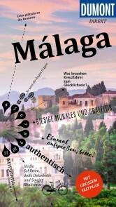 DuMont direkt Reiseführer Malaga