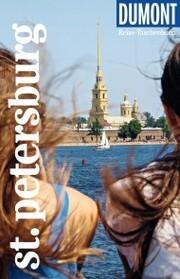 DuMont Reise-Taschenbuch Reiseführer St. Petersburg