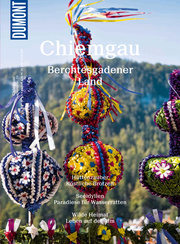 DuMont BILDATLAS Chiemgau - Cover