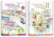 Willkommen in Deutschland - Deutsch als Zweitsprache I und II